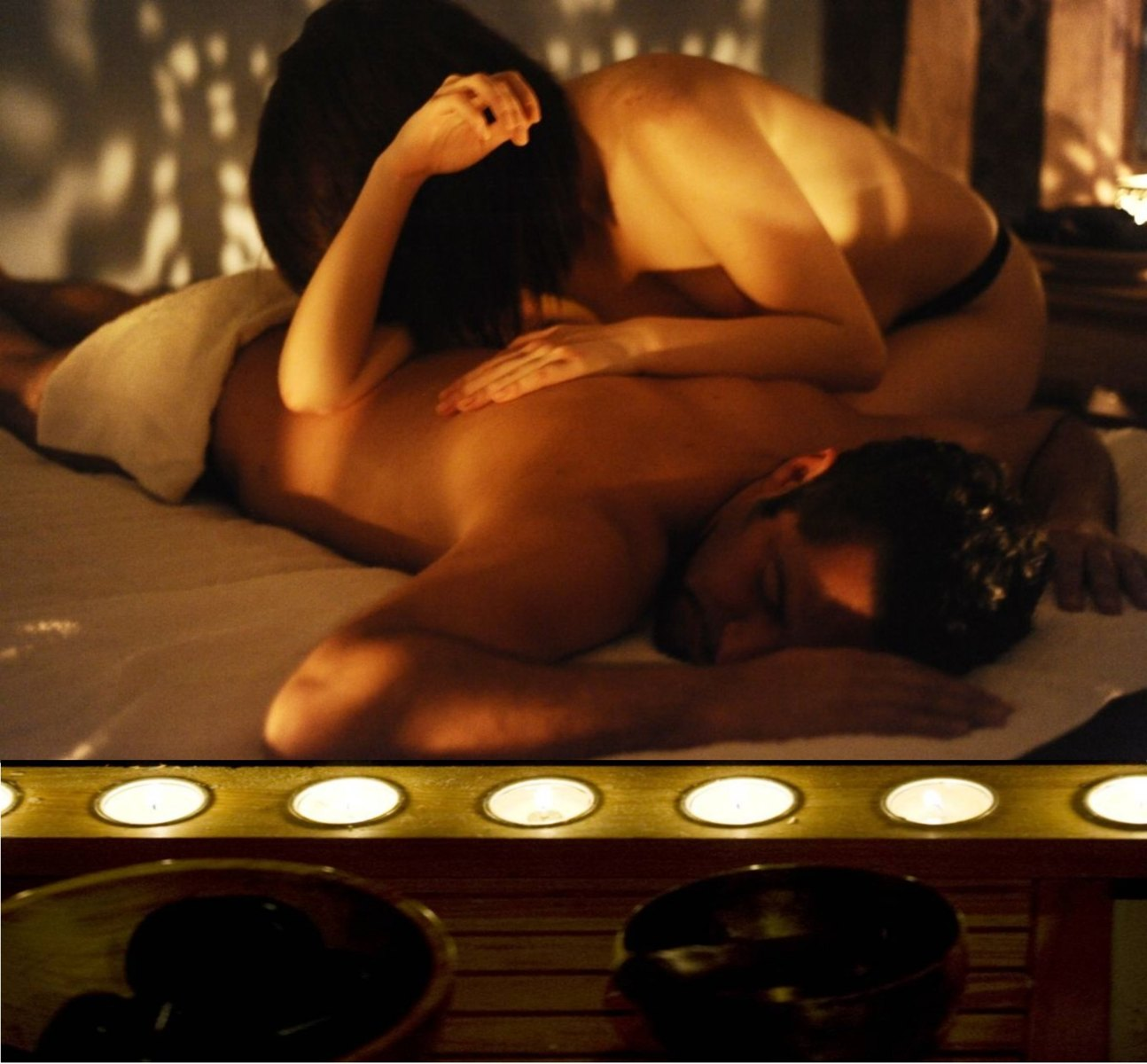 Relax with an erotic massage in Barcelona