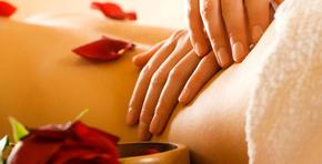 El masaje erótico con una escort