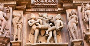 Kamasutra: a thousand ways to reach orgasm