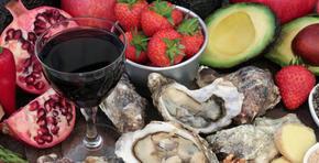 Foods that help increase sexual desire