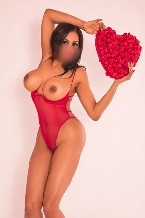 Nicol dominican escort in Barcelona