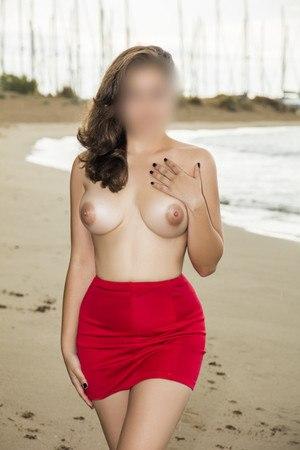 Isabella escort colombiana en Barcelona