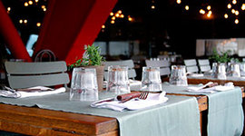 Restaurante Mussol Arenas en Barcelona